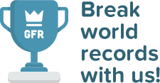 Break World Records with us!